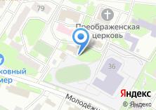 Компания «Храм Святого Мученика Пантелеимона» на карте