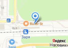 Компания «Салон дверей» на карте