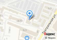Компания «Магазин отделочных материалов и сантехники» на карте
