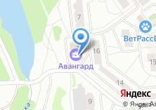Компания «Авангард-Инвест» на карте
