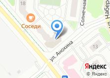 Компания «Мандаринка» на карте