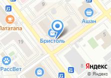 Компания «Новый Мир» на карте