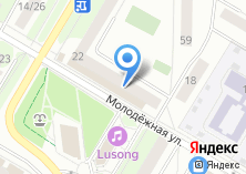 Компания «Планета Потолков» на карте