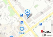 Компания «Управление специальной связи по Москве и Московской области» на карте