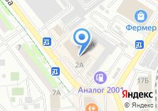 Компания «Агитпром» на карте