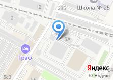 Компания «Сва-Авто» на карте