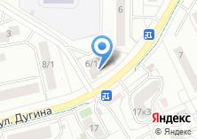 Компания «Эсфирь» на карте