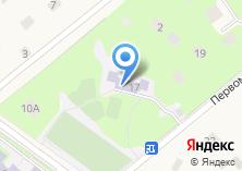 Компания «Детский сад №1956» на карте