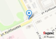 Компания «Никси» на карте