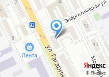 Компания «ЖЭУ №4» на карте