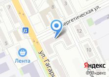 Компания «Русские Мастера» на карте