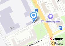 Компания «НИИ Приборостроения им. В.В. Тихомирова» на карте