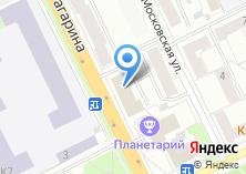 Компания «Министерство транспорта Московской области» на карте