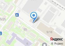 Компания «Монтаж-Вент-Строй» на карте