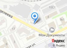Компания «Магазин табачной продукции» на карте