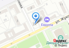 Компания «Магазин овощей и фруктов на ул. Менделеева» на карте
