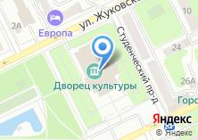 Компания «Магазин КругоЗор» на карте