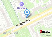 Компания «Егорьевская фабрика» на карте