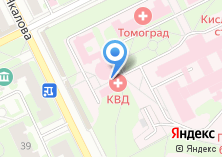 Компания «ТомоГрад» на карте