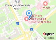 Компания «Курсы для беременных при ЖК ГКБ города Жуковского» на карте