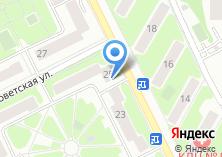 Компания «Секонд-хенд на ул. Чкалова» на карте