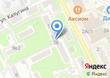 Компания «Жуковский Гражданпроект» на карте