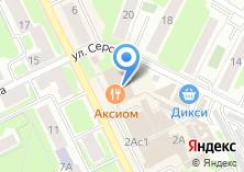 Компания «Люстры» на карте