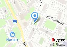 Компания «Магазин овощей и фруктов на ул. Гарнаева» на карте