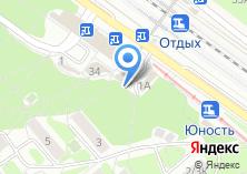 Компания «Магазин цветов на Московской площади» на карте