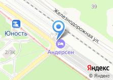 Компания «Сато» на карте