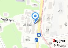 Компания «Строящийся жилой дом по ул. Нижегородская (г. Жуковский)» на карте
