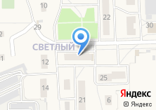 Компания «Почтовое отделение №142455» на карте