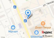 Компания «Заказ-М» на карте