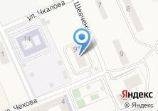 Компания «Строящийся жилой дом по ул. Чехова (г. Старая Купавна)» на карте