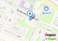 Компания «Детский сад №7» на карте