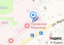 Компания «Кудряшовские окна» на карте