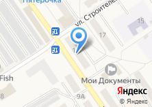 Компания «Почтовое отделение №141151» на карте