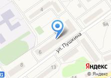 Компания «Pervoplex» на карте