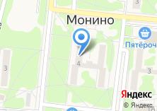 Компания «Почтовое отделение №141170» на карте