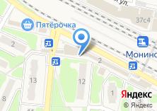 Компания «Оливиа» на карте