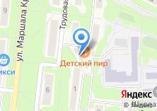 Компания «Olyur» на карте