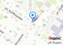 Компания «Ветеринарная клиника Раменское» на карте