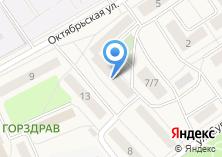 Компания «Почтовое отделение №141150» на карте