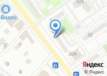Компания «Рамтех» на карте