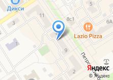 Компания «ОВК Монтаж торгово-монтажная компания» на карте
