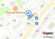 Компания «Пивасаff» на карте