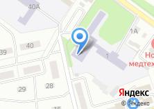 Компания «Коррекционная школа-интернат» на карте