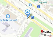 Компания «МегаФон сеть фирменных салонов продаж и обслуживания» на карте