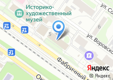 Компания «Кабинет мануальной терапии и косметологии В.И. Михальчев» на карте