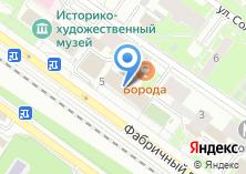 Компания «Century 21 агентство недвижимости» на карте